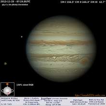 Photo: Finally assembled Jupiter from last week Thursday, and it turned out it's no Turkey!  :)