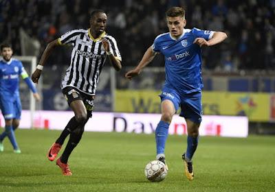Willy Semedo retourne à Charleroi : son prêt à Roulers est interrompu