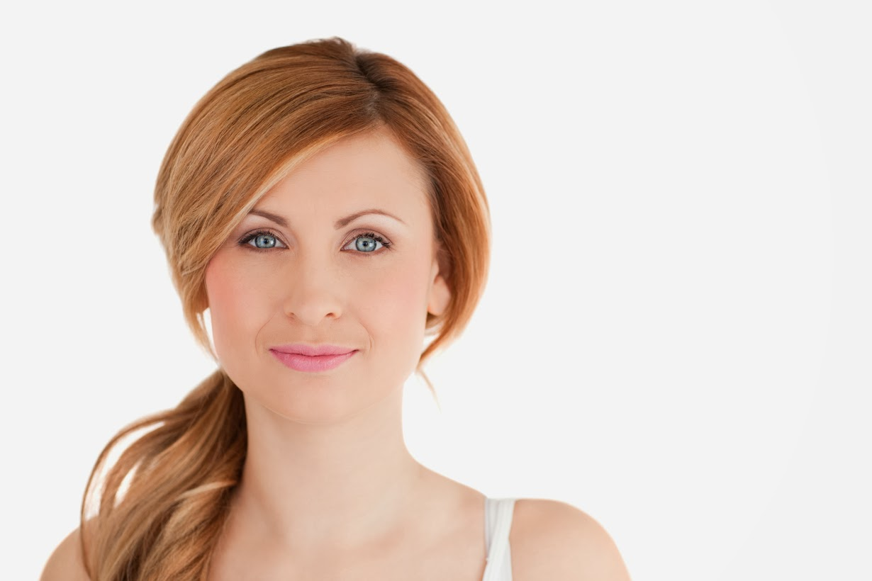 Example of woman who uses Baby Botox as preventative maintenance as administered by William Franckle, MD, FACS