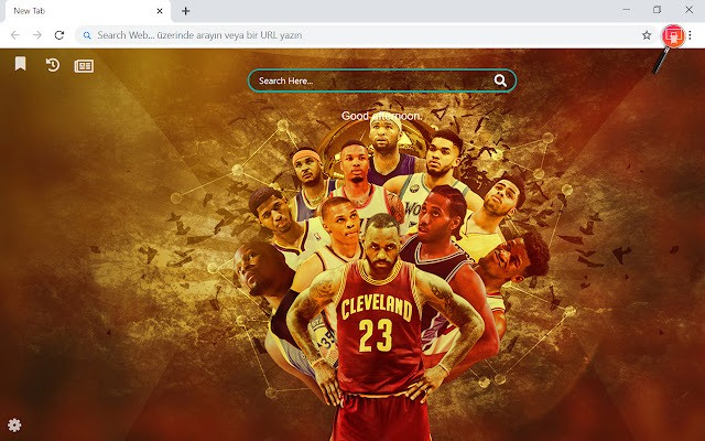 Nba Basketball Wallpapers Theme New Tab