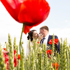 Wedding photographer Diana Podatykina (phLaDyDi). Photo of 07.08.2017