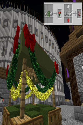 Fairy Lights Mod For MCPE
