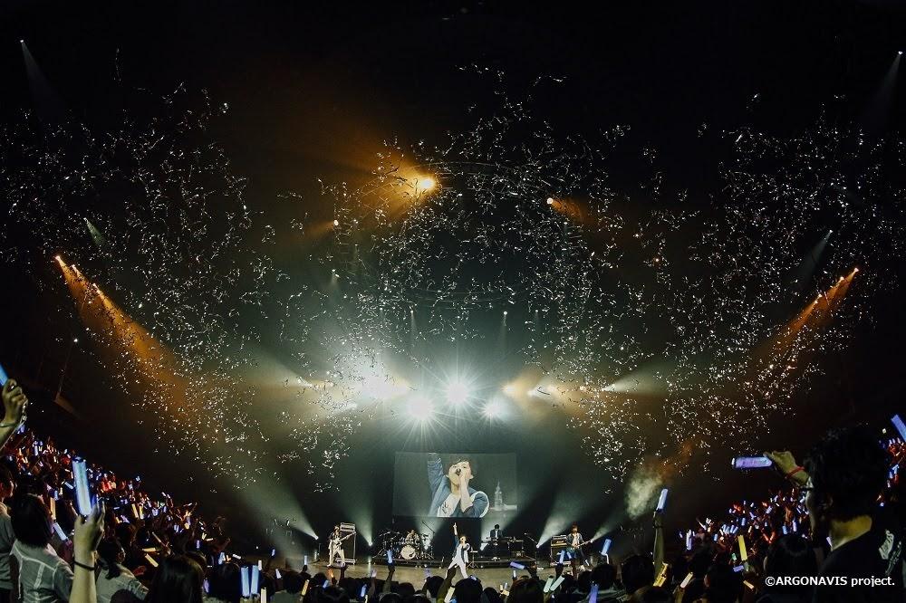 [迷迷動漫] BanG Dream! 男團 Argonavis 1st LIVE圓滿落幕 五大消息發表