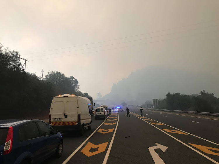 Picture: KNYSNA FIRES 7TH JUNE, FACEBOOK