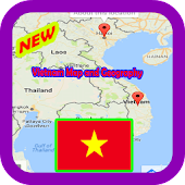 Vietnam Map and Geography
