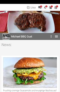 Michael BBQ Gust - náhled