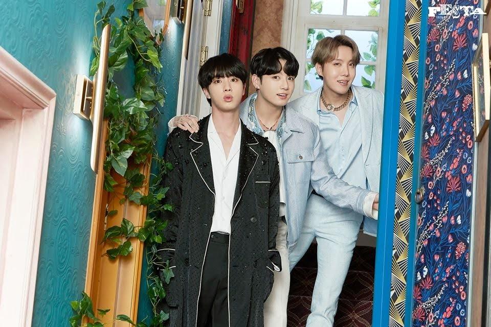 BTS Festa Unit videos