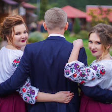 Wedding photographer Iryna Andrijuk (znymky). Photo of 23.10.2017