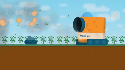 Potatoes Tank - Stars of Vikis android2mod screenshots 15