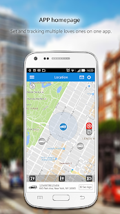 App iCar - Advanced GPS tracker APK for Windows Phone