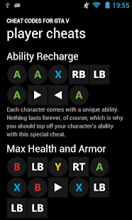 <b>Cheat Codes for</b> GTA V – Apps on Google Play