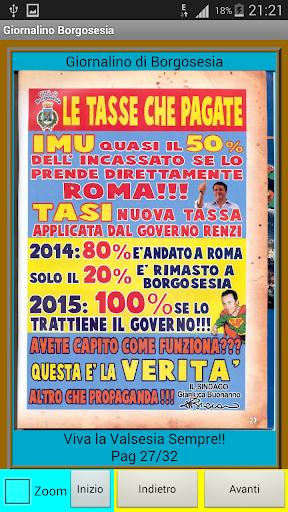 #GB Giornalino - Borgosesia 2.10.77.1 screenshots 8