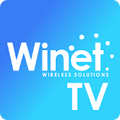 Winet TV Android APK Download Free By 4NET.TV Solutions A.s.