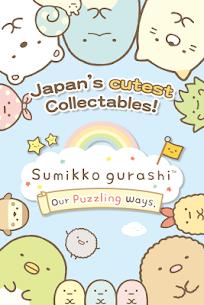 Sumikko gurashi-Puzzling Ways 1.8.3 Apk Mod (Unlimited Money) Latest Version Download 2