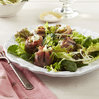 Prosciutto-Wrapped Grilled Fig Salad