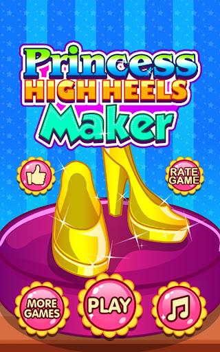 Princess High Heels Maker