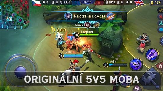 Mobile Legends: Bang Bang - náhled