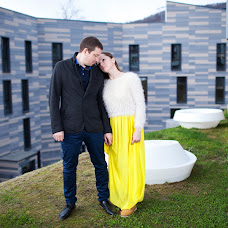 Wedding photographer Kristina Kulikova (KristiKul). Photo of 26.03.2017
