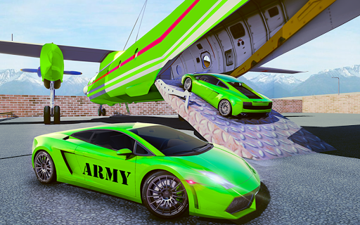 Army Vehicles Transport Simulator:Ship Simulator screenshot 4