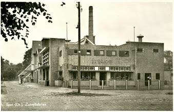 Photo: Zuivelfabriek