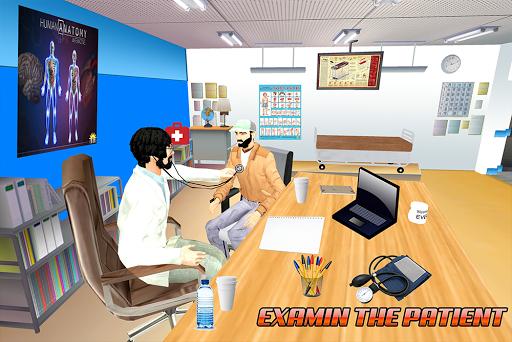 Virtual Sea Kid Hospital Emergency screenshot 23