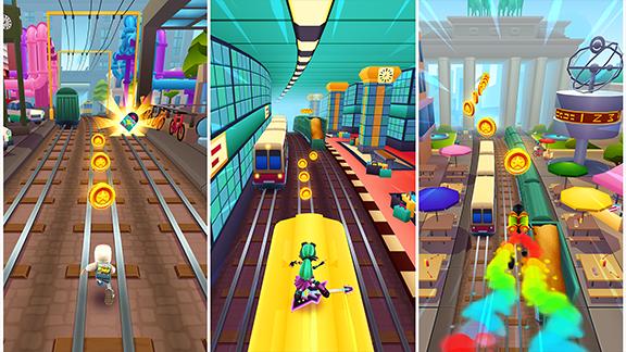 Subway Surfers Screenshot 14