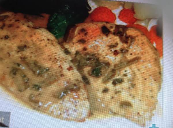 Chicken Breast Supreme Recipe
