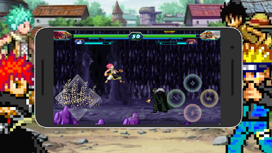 Game Ultra K.O Fighter: Ninja Boruto, Pirate, Shinigami APK for Windows Phone