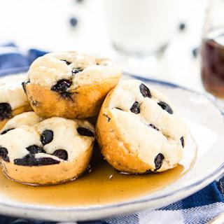 Blueberry Pancake Muffins.