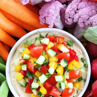 Veggie Hummus