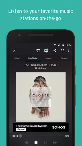 TuneIn Radio - Radio & Music screenshot 1