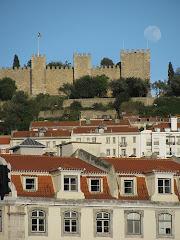 Visiter Château de São Jorge