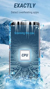CPU Cooler - Cooling Master, Phone Cleaner Booster Screenshot
