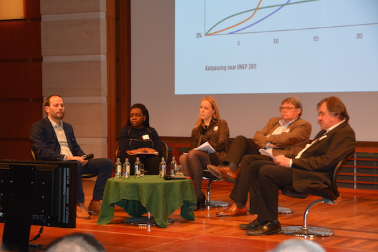 Vlaamse klimaattop panel mandatarissen en middenveld