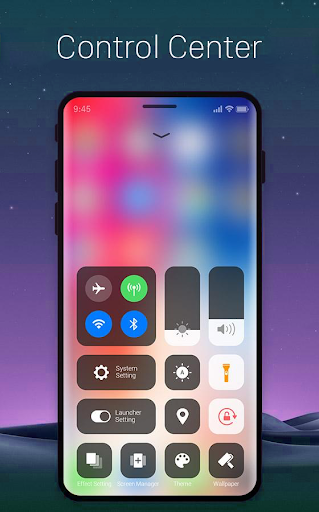 Download Theme for iphone X Full HD: ios 11 Skin themes