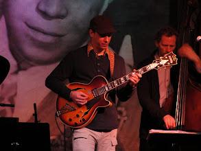 Photo: Kurt Rosenwinkel and Ben Street