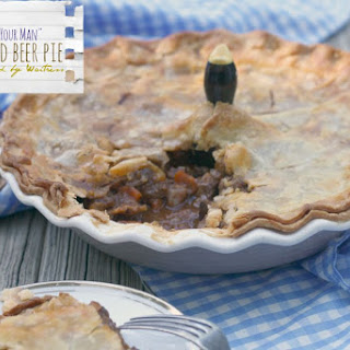 Beef and Beer Pie