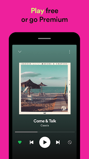 Screenshot for Spotify: Listen to new music, podcasts, and songs in Hong Kong Play Store