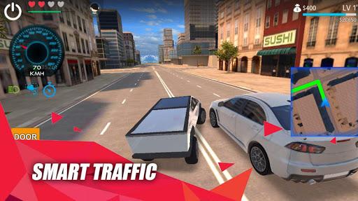 Cybertruck Pickup 3D  captures d'u00e9cran 1