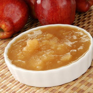 Slow Cooker Ginger Ale Applesauce