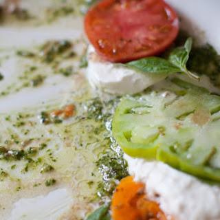 Basil Cilantro Salad Recipes