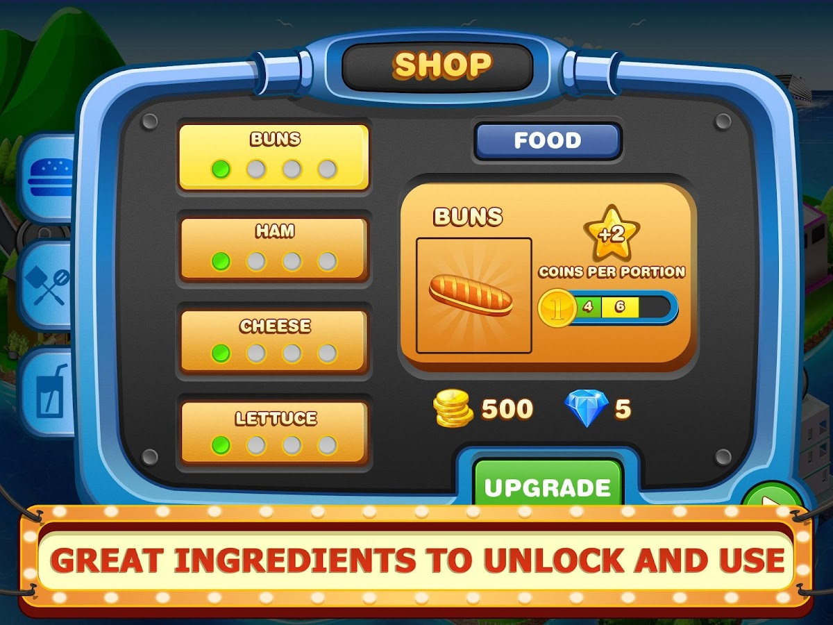 Food Court Fever 2: Super Chef- screenshot