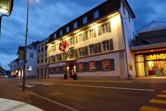 Photo: Das schöne Hotel Engel in LiestaL