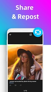 Video Downloader für Instagram, Repost Instagram Screenshot