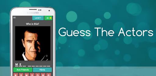 Guess The Actors Name Cartoon Version App Su Google Play