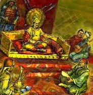 Золотая Орда: прием у Хана