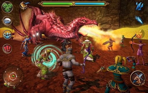 Celtic Heroes - 3D MMORPG 2.67 screenshots 9