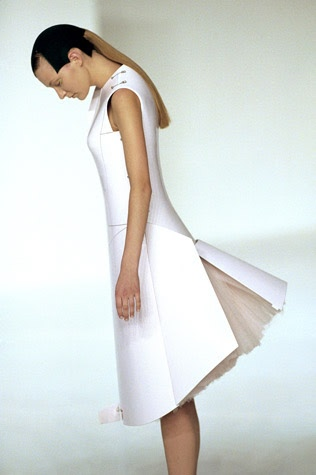 Hussein Chalayan Dress, Spring / Summer 2000