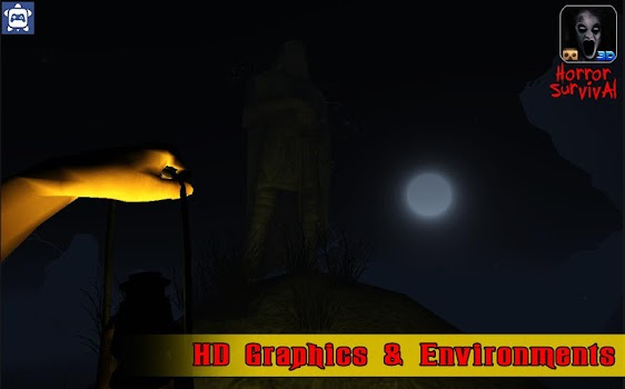 Horror Survival 3D VR