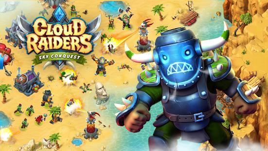 Cloud Raiders Screenshot 1